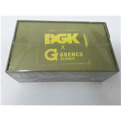 DGK by Grenco Science Pro Herbal Vapourizer