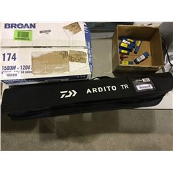 Ardito Travel Surf Rods