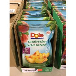 Case of Dole Sliced Peaches (7 x 382mL)