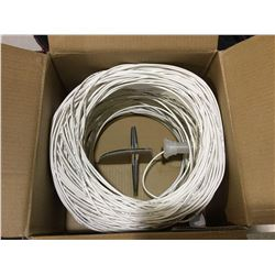 StationZ 22 AWG FT4 Phone Wire 305m