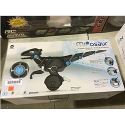 Miposaur Dinosaur Toy Robot with Remote Control