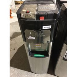 Estratto Single Cup Coffee Maker  Self Clean Stainless Steel Water Cooler