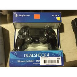 Sony Dual Shock 4 PS4 Wireless Controller