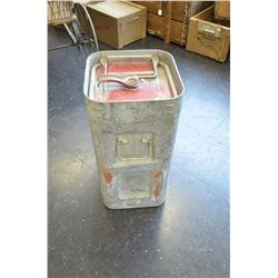 Canadian Military Field Rations Container