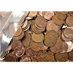 3292 WHEAT CENTS 1910'S - 1950'S &