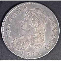 1812 BUST HALF AU EARLY DATE