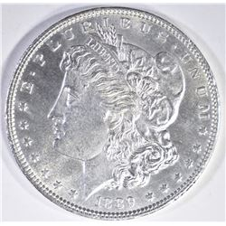 1889 MORGAN DOLLAR GEM BU PL