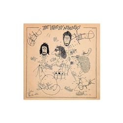 The Who Signed By the Numbers Album