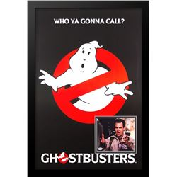 Ghost busters Signed Movie Poster