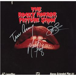 Rocky Horror Picture Show Signed Laserdisc