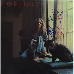 """Carole King """"Tapestry"""" Signed Album"""