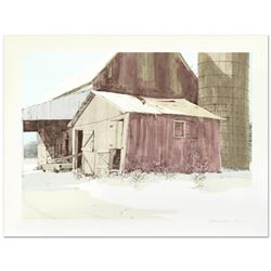 Empty Silo by Nelson, William