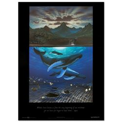 Dawn of Creation by Wyland