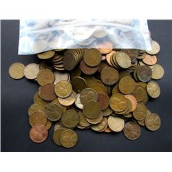 LOT OF 1000 LINCOLN WHEAT CENTS