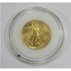 2002 ONE TENTH OUNCE AMERICAN GOLD EAGLE COIN