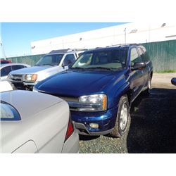 CHEVROLET TRAILBLAZER 2004 T-DONATION