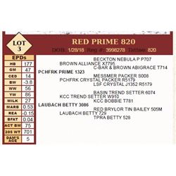 RED PRIME 820
