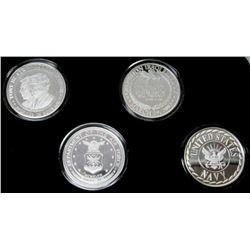 PROFILES IN COURAGE 4 - .999 SILVER 1 ozt