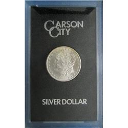 1882 GSA CARSON CITY MORGAN SILVER DOLLAR