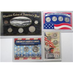 OBSOLETE COINS OF AMERICA'S PAST