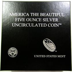 2016-P 5 OZ. SILVER AMERICA THE BEAUTIFUL