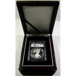 2014-W PROOF SILVER EAGLE PCGS