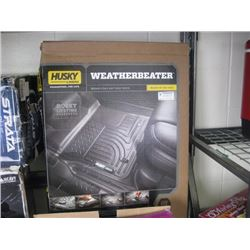HUSKY LINER WEATHERBEATER 98981 FRONT AND REAR 12-16 MERCEDES