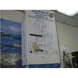 GRACO NAUTILUS 65 3 IN 1 HARNESS BOOSTER