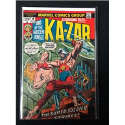 KA-ZAR #19 (MARVEL COMICS)