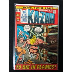 KA-ZAR #10 (MARVEL COMICS)