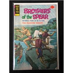 1975 Brothers of the Spear #16 (Gold Key Comics)