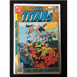 THE TEEN TITANS #53 (DC COMICS)