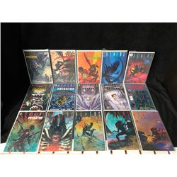 ALIENS COMIC BOOK LOT (DARK HORSE COMICS)