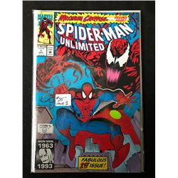 SPIDER-MAN UNLIMITED #1 (MARVEL COMICS)