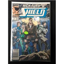 NICK FURY AGENT OF SHIELD #1 (MARVEL COMICS)