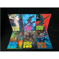 WORLD WITHOUT END #1-6 (DC COMICS)