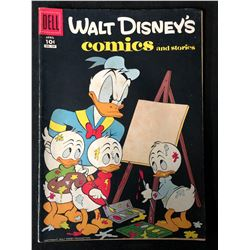 WALT DISNEY'S COMICS & STORIES #199 (DELL COMICS)