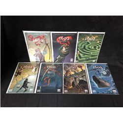 1602 GRAPHIC NOVEL LOT (MARVEL)