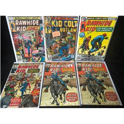 RAWHIDE KID COMIC BOOK LOT (MARVEL COMICS)