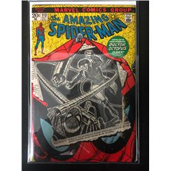 THE AMAZING SPIDER-MAN #113 (MARVEL COMICS)