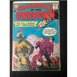 CHALLENGERS OF THE UNKNOWN #33 (DC COMICS)