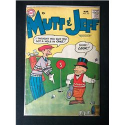 MUTT & JEFF #101 (DC COMICS)