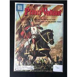 1956 PRINCE VALIANT #819 (DELL COMICS)
