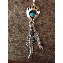 Native American Jewelry Natural .925 Sterling Silver