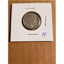 Buffalo Nickel No Date