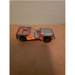 Tootsie Toy Jeep Made In USA