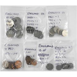 Estate Lot - Coins of England