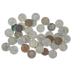 Lot (40) USA Indian Head Coins