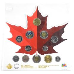 My Canada, My Inspiration 2017 Coin Collection and