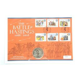 The Battle of Hastings 1066-2016 950th Anniversary
